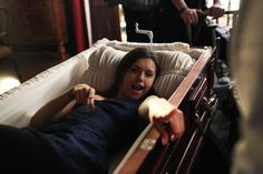 """Behind the scenes of """"The Vampire Diaries"""" 6×22 """"I'm Thinking Of You All The While"""" #TVD"""