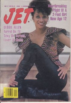 Jet magazine cover- May 17, 1982