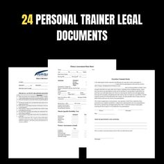 Get 24 professionally formatted personal trainer forms. Documents such as par q, medical history, exercise consent and other templates. Workout Log, Post Workout, Big Muscle Training, Online Personal Training, Heath And Fitness, Personal Trainer, Personal Fitness, Medical History, Document