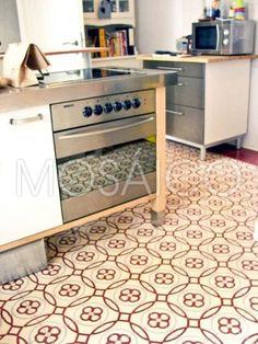 via mosaikfliesen zementfiesen kreidefarbe und terrazzoplatten zementplatten zementfliesen. Black Bedroom Furniture Sets. Home Design Ideas