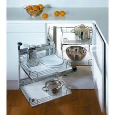 Ideas For Kitchen Organization Ideas Drawers Corner Cupboard Kitchen Corner Cupboard, Kitchen Redo, Kitchen Cupboards, New Kitchen, Kitchen Remodel, Corner Cabinets, Kitchen Oven, Awesome Kitchen, Kitchen Ideas