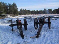 Dating Winchester kanoner