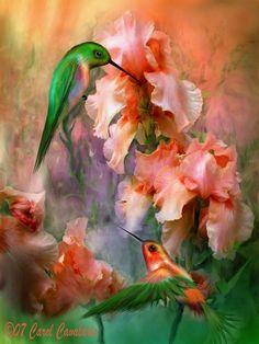 Carol Cavalaris art