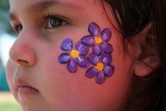 Image result for Simple Face Painting Patterns