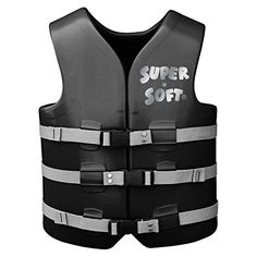 TRC Recreation Adult Super Soft USCG Vest Black XSmall *** Click on the image for additional details.Note:It is affiliate link to Amazon.