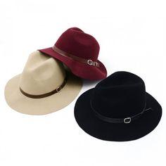ec0382c40f5593 Winter Fedora Hats Women - ExtraVital Fasion Felt Hat, Wool Felt, Cloche Hat ,