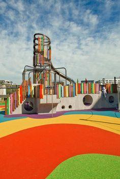 Wulaba-Playground-01 « Landscape Architecture Works | Landezine