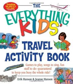 Keeping your sanity while traveling with kids - a list of fun products to keep your kids occupied from Mothersniche.com