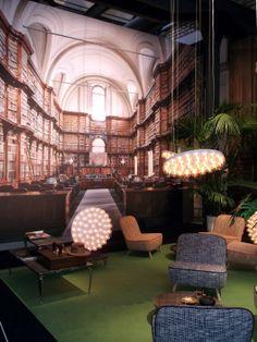 Marcel Wanders + Massimo Listri Photographer exhibit - Milan, 2014
