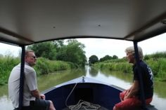 And now for something completely different ! - Admiral Yacht Insurance Canal Day Out - http://www.admiralyacht.com/admiral-news/admiral-latest-news-item.php?newsID=153 #AdmiralYachtInsuranceTeamBuilding