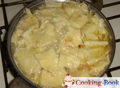 Рецепт: Галушки по-українськи