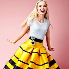Do not every buy into anyone's idea of who you should be or your own ideas of who you are. Recreate yourself every day minute by minute!!  - @dovecameron. ❤️ #DisneyDescendants #Descendants #Descendants2 #DisneyChannel #Disney