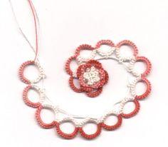 Jeanne Lugert's 3-D Rose Earrings