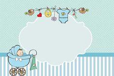 10 Tutorial Como Fazer Convites de Chá de Bebê Passo a Passo