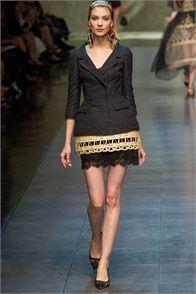 Sfilata Dolce & Gabbana Milano - Collezioni Primavera Estate 2013 - Vogue Italia