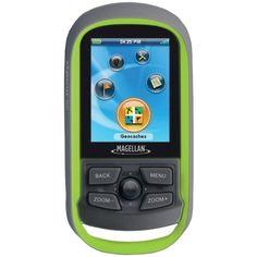 MAGELLAN CX0100SGXNA eXplorist(R) GC Geocaching Handheld GPS Receiver