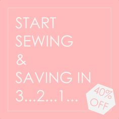 Sewing tutorials, sewing tips & tricks, PDF sewing patterns for women. Basic PDF patterns with a twist. Tutorials for the beginnig seemstres.