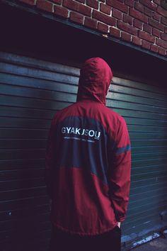 Nike Gyakusou Spring 2012 Jacket