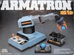 Armatron, Tec Toy / Tomy , 198X