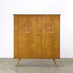 Cabinet from the sixties by Louis van Teeffelen for Wébé