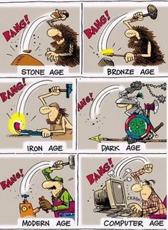 evolution of hitting things