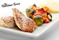 Rosemary Balsamic Roasted Veggies | CLEAN, DELICIOUS EATING at it's finest | Antioxidant packed to flush out last night's damaging inflammatories!| Enjoy :) |For MORE RECIPES please SIGN UP for our FREE NEWSLETTER www.NutritionTwins.com