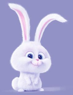 Funny Cartoon Gifs, Cute Cartoon Pictures, Cute Images, Cute Cartoon Wallpapers, Disney Phone Wallpaper, Funny Phone Wallpaper, Snowball Rabbit, Easter Bunny Pictures, Funny Animals