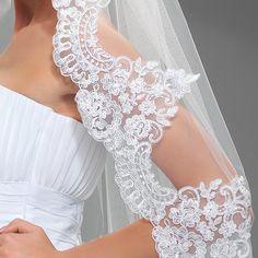 Mantilla bridal wedding lace veil Wedding Veil, Wedding Dresses, Wedding Lace, Lace Veils, Bridal Veils, Bridal Clutch, Yes To The Dress, Lace Weddings, Ivory
