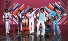 Of course I loved the Jacksons!