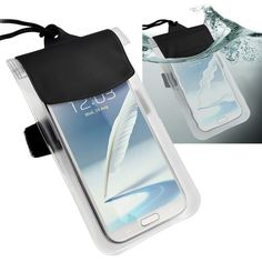 Waterproof Cell Phone Case Dry Universal Underwater Pouch Bag Swim iPhone Galaxy #INSTEN
