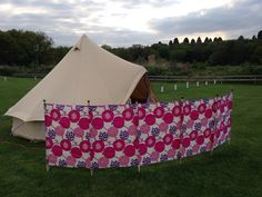 Ever since I was a child I have loved camping, and I'm hopeful that my daughter is learning to share my passion. Recently I bought us a gorgeous 4 metre canvas bell tent from Boutique Camping… Bell Tent Camping, Camping Glamping, Diy Camping, Camping Stove, Camping Gear, Outdoor Camping, Campsite, Camping Hacks, Camping Water