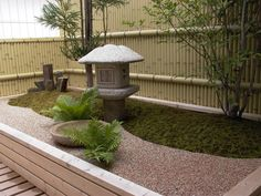 Jardim japonês - estilos de jardins - www.casaecia.arq.br - Cursos on line de Paisagismo e Jardinagem.