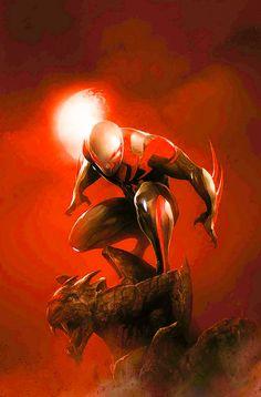 Future Spiderman