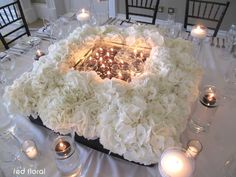 Elaborate Wedding Flower Inspiration - MODwedding