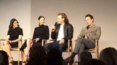 Outlander Panel @ Apple SoHo Store.