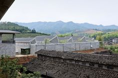 Image 21 of 66 from gallery of Wuyishan Bamboo Raft Factory / TAO - Trace Architecture Office. Photograph by Shengliang Su