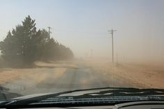 The National Weather Service (NWS) in Hanford, CA, has just issued an emergency alert, warning of a dust storm that will affect the Indian Wells Valley, which includes portions of Kern County and the
