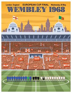 European Cup, Football Design, Leeds United, London England, Finals, Taj Mahal, The Unit, Game, Travel