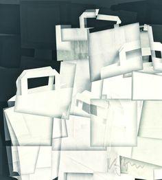 'broke bag mountain' by Kay Weber on artflakes.com as poster or art print $18.03