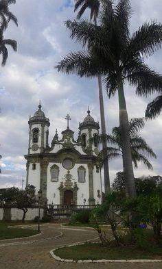 São João Del Rei, terra de Tancredo Neves.