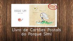"This is ""Livro Cartão Postais Porque Sim"" by Capim Atomico on Vimeo, the home for high quality videos and the people who love them."