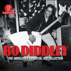 Bo Diddley was one of the true innovators in the mid to late 50s, one of the key figures responsible for the transition of Blues into Rock 'n' Roll and hence Rock. He influenced a host of acts including The Stones, The Animals, The Yardbirds and Jimi Hendrix. We present here 60 of his finest cuts including all of the hits.  Buy Bo Diddley - The Absolutely Essential 3CD Collection at propermusic.com