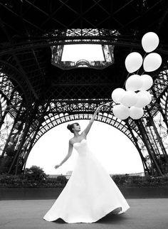 Dress & Eiffel tower