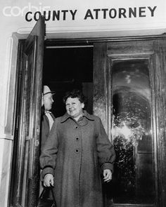 """Nannie Doss (November 4, 1905 – June 2, 1965) was a serial killer responsible for the deaths of eleven people between the 1920s and 1954.    She finally confessed to the murders in October 1954, when her fifth husband had died in a small hospital in Tulsa, Oklahoma. In all, it was revealed that she had killed four husbands, two children, her two sisters, her mother, a grandson and a nephew. She has been given the monikers """"The Giggling Nanny"""", """"The Giggling Granny"""" and """"The Jolly Black…"""