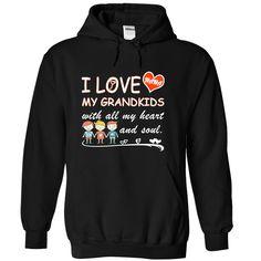 I Love My Grandkids [NANA Tshirts - V2]