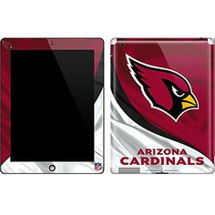NFL Arizona Cardinals iPad 2 Skin - Arizona Cardinals Vinyl Decal Skin For Your iPad 2  https://allstarsportsfan.com/product/nfl-arizona-cardinals-ipad-2-skin-arizona-cardinals-vinyl-decal-skin-for-your-ipad-2/  Ultra-Thin, Lightweight iPad 2 Vinyl Decal Protection Offically Licensed NFL Design Industry Leading Vivid Color Vinyl Print Technology