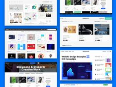 The Best Inspirational UI & UX Design Websites 👌 – Julio Castellano – Medium Sticky Navigation, Navigation Bar, Graphic Design Services, Ui Ux Design, Design Websites, Ecg App, Portfolio Website Design, User Experience Design, Service Design