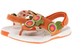 Morgan Kids Bella Thong Sandal (Toddler/Sandal)