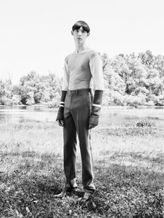 Dylan Roques by Alessandro Dal Buoni - The Greatest Magazine #12, FW17
