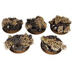 These miniatures are supplied unpainted and require assembly Fire Warrior, Miniature Bases, Greater Good, Shadowrun, Decorative Bowls, 3d Printing, Miniatures, Etsy, Food